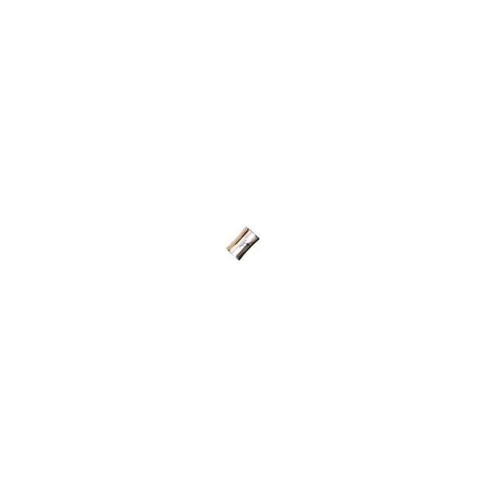 Cierre magnético rodiado.Long.15x11.5mm.Int.8.2mm.AG-925 74428R