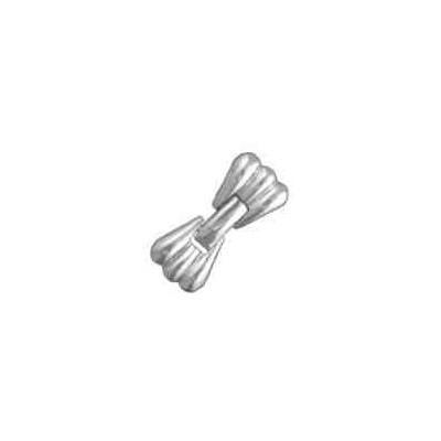 Broche de collar multihilos.AG-925 75832