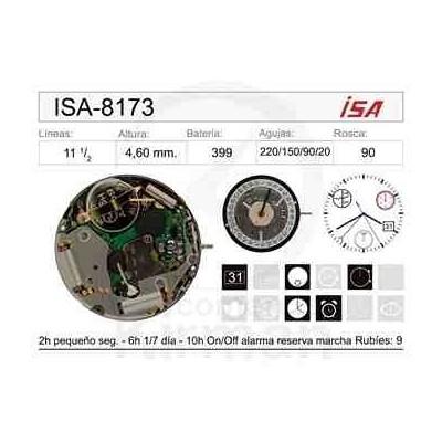 MOVIMIENTO ISA 8173