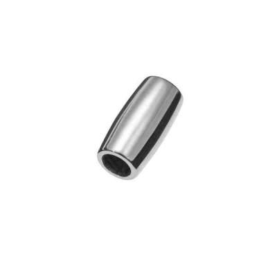 Cierre magnético rodiado.AG-925 74404R